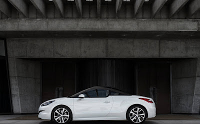 2013 Peugeot RCZ Coupe