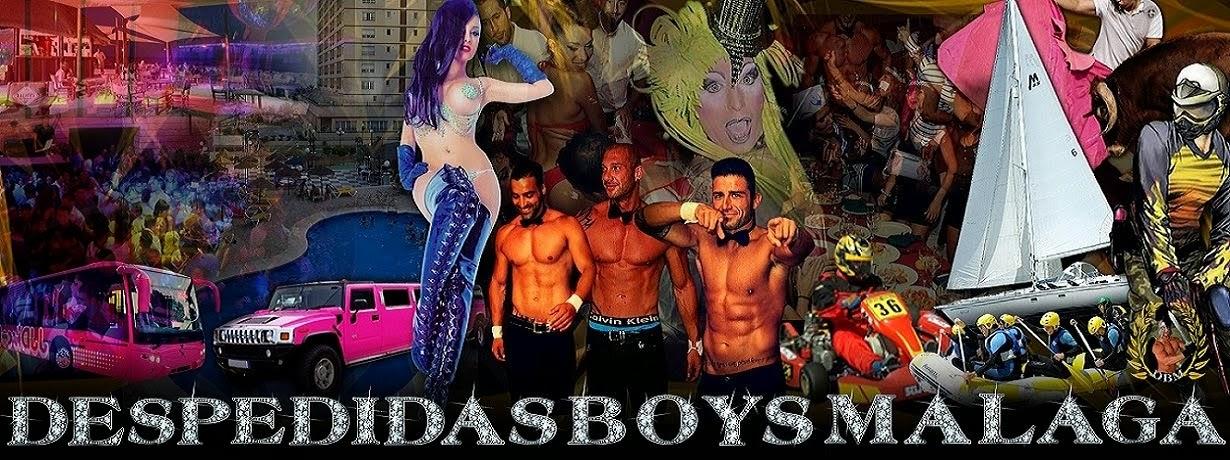 DESPEDIDAS BOYS MALAGA