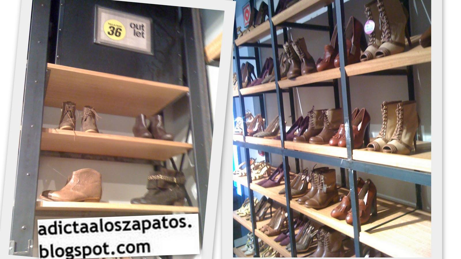 Adicta a los zapatos outlet de tempe en elche zapatos y - Estanterias para calzado ...