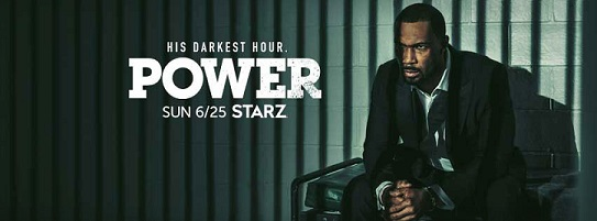 'Power' on Starz