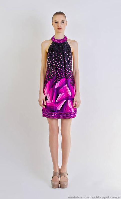 Vestidos de fiesta 2014. Natalia Antolin verano 2014.