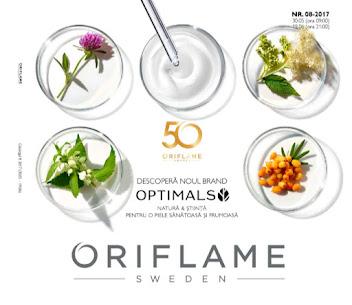 Catalog Oriflame C8 2017