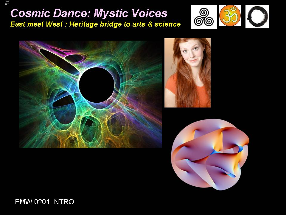 Cosmic Dance Mystic Voices: Café Twin Interfaith (Friends of Earth)