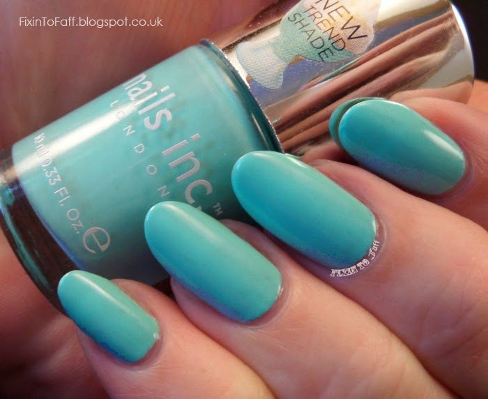 Nails Inc Royal Botanical Gardens swatch