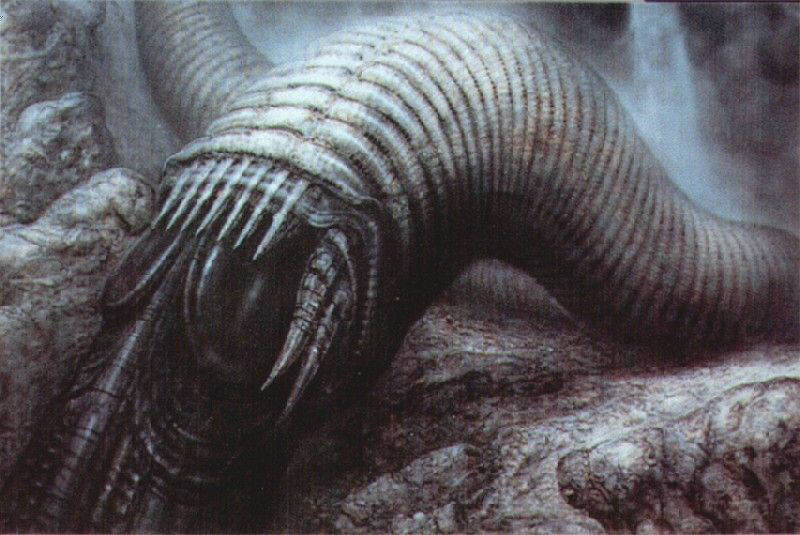 HR Giger The Official