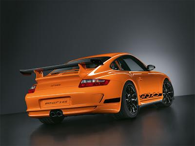 Porshce 911 GT3 RS