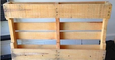 Antes y despu s reciclaje de palet de madera construccion y manualidades hazlo tu mismo - Reciclaje de palet ...