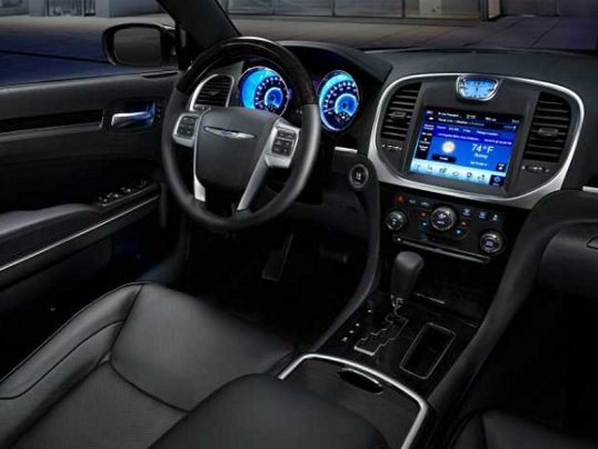 2016 Chrysler 300 Interior Redesign