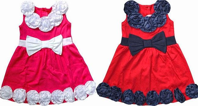 model baju anak balita perempuan terbaru