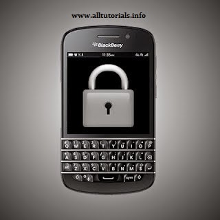 Save Your Data on BlackBerry