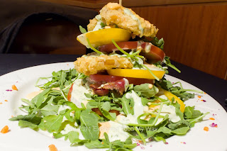 Fried Green Tomato 'BLT'