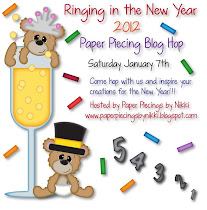 Ringing In The New Year Blog Hop