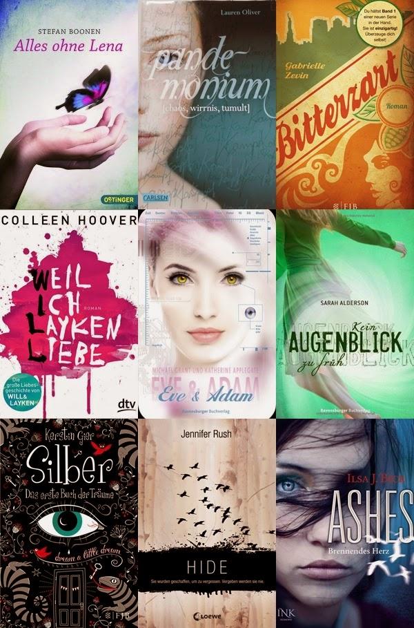 Bücher. lesen. eintauchen