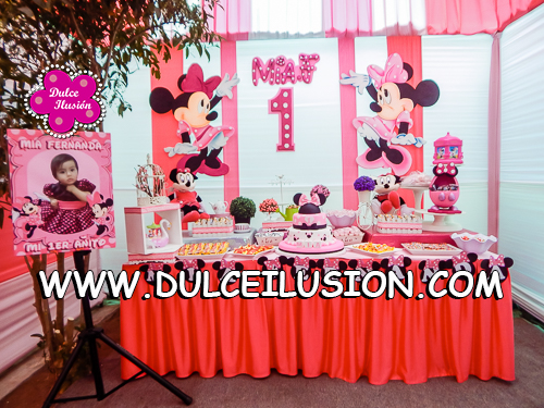 Dulce ilusi n shows infantiles y decoraci n de fiestas for Mia decoracion