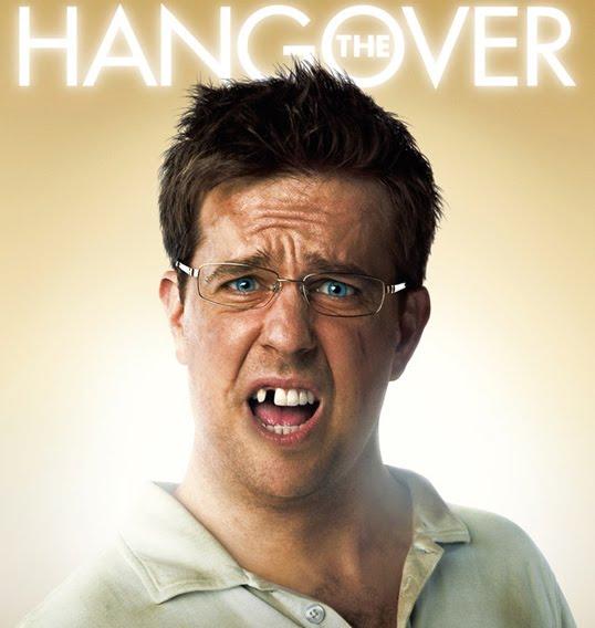 Zach Galifianakis Hangover 3
