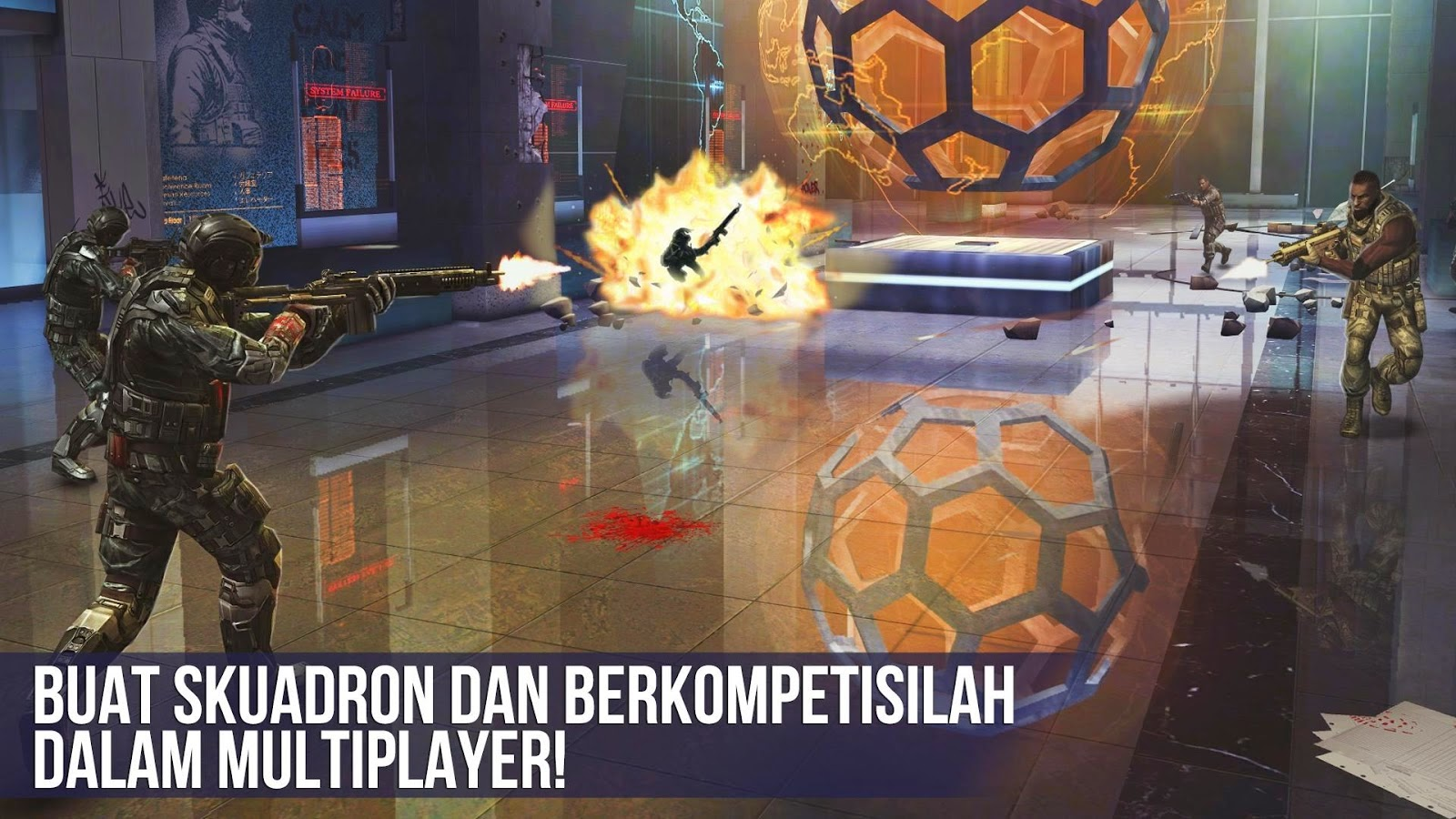 Modern Combat 5 Blackout 1.1 Apk