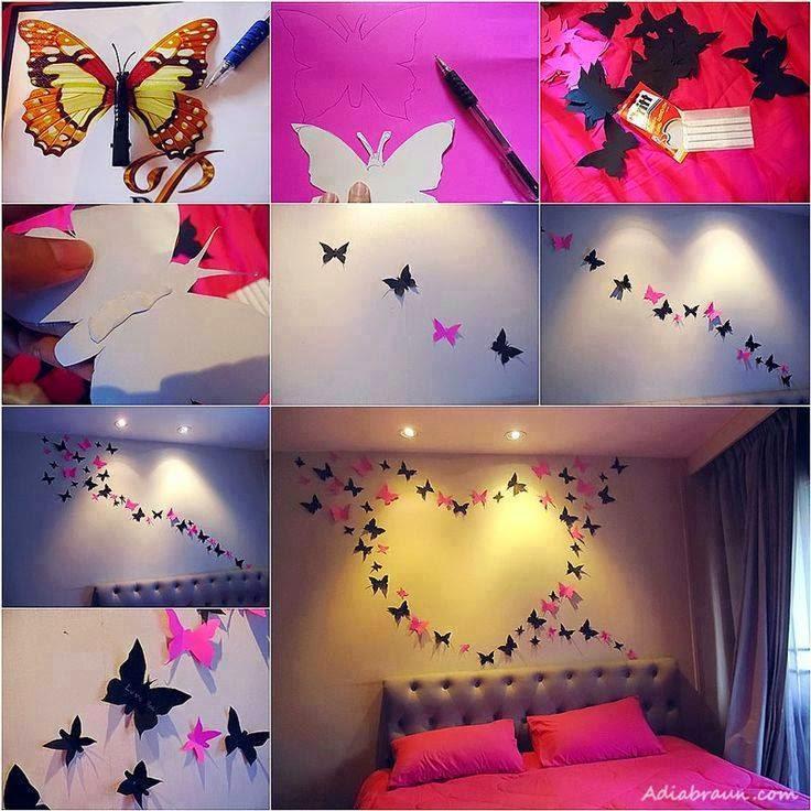 Tutoriales de manualidades para decorar tu cuarto