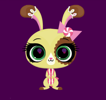 fashion and friends mascota buttecream littlest pet shop gratis