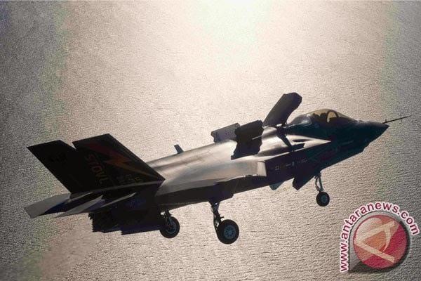 """Israel beli lagi 14 jet """"stealth"""" f-35"""