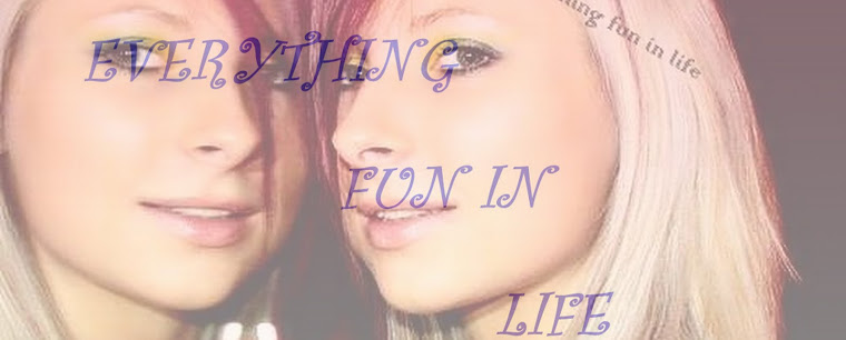Everything fun in life
