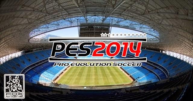 PES 2014 Apk Logo