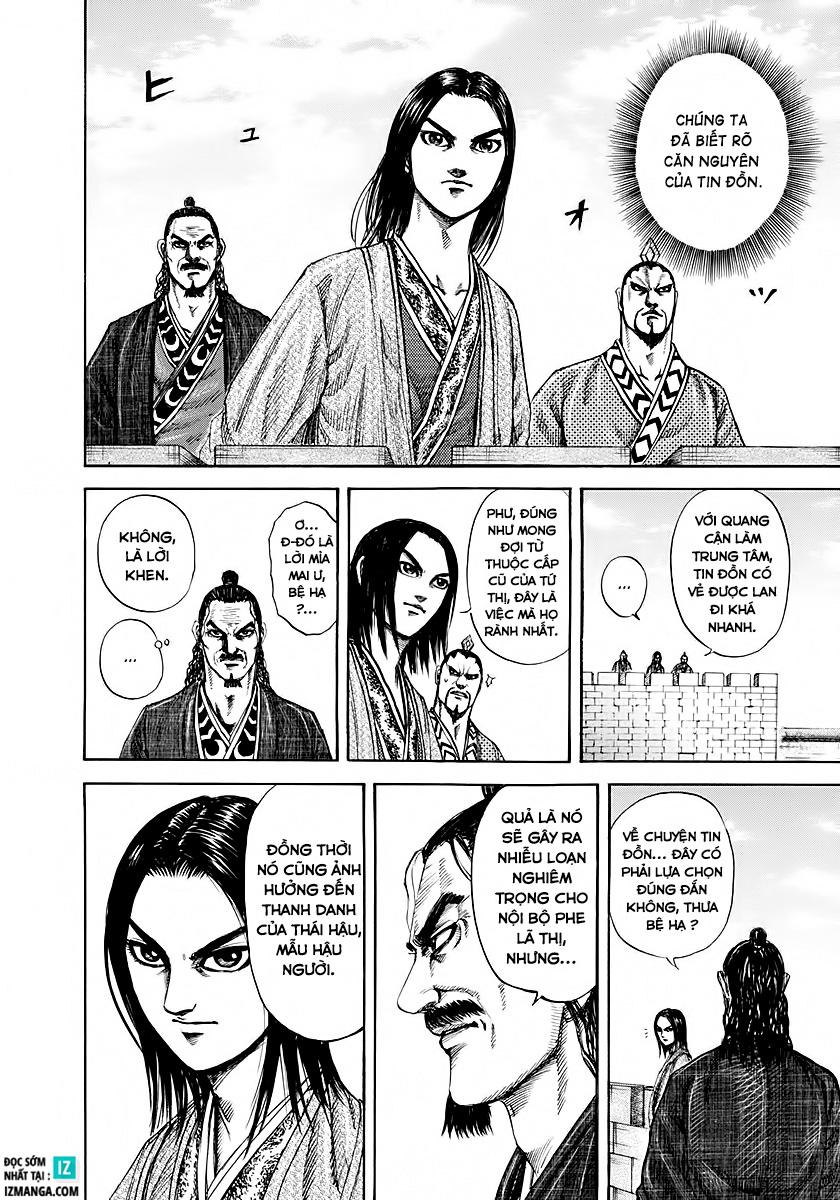 Kingdom - Vương Giả Thiên Hạ Chapter 188 page 5 - IZTruyenTranh.com