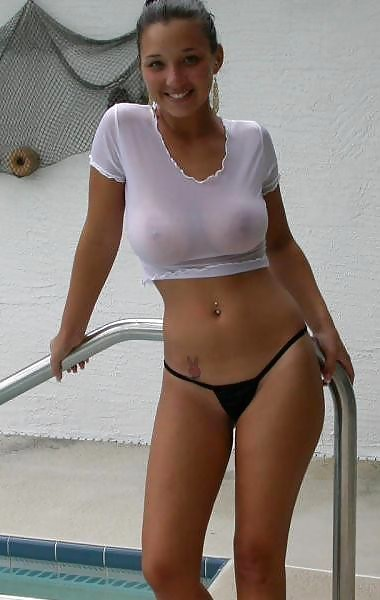 Bone asian girls in wet t shirts ist