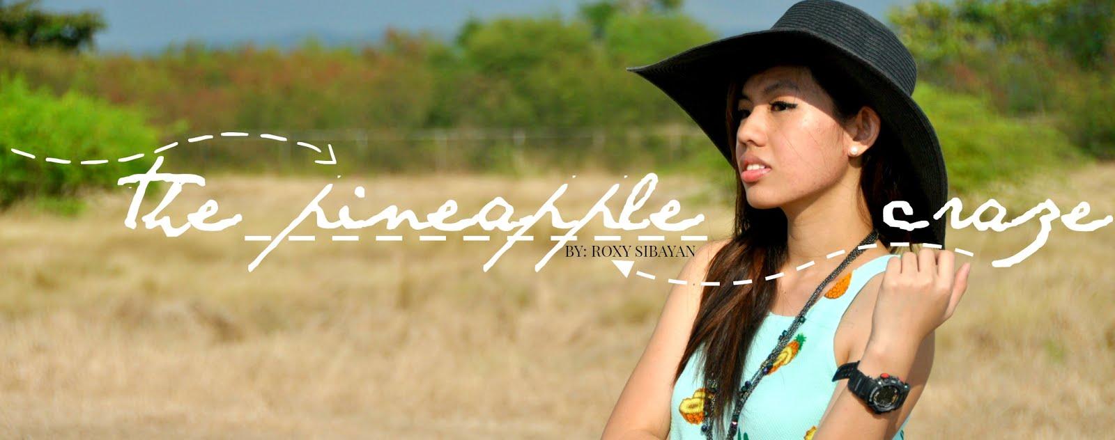 The Pineapple-Craze