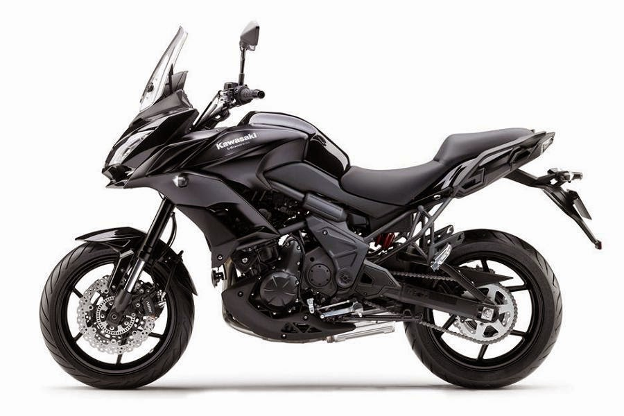 Kawasaki Versys 650 (2015) Side 1