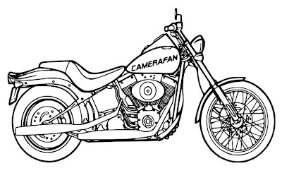 Motorcycle Coloring Pages on Motorcycle Coloring Pages   Coloring Pages