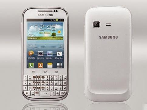 spesifikasi dan harga samsung galaxy chat b5330 harga