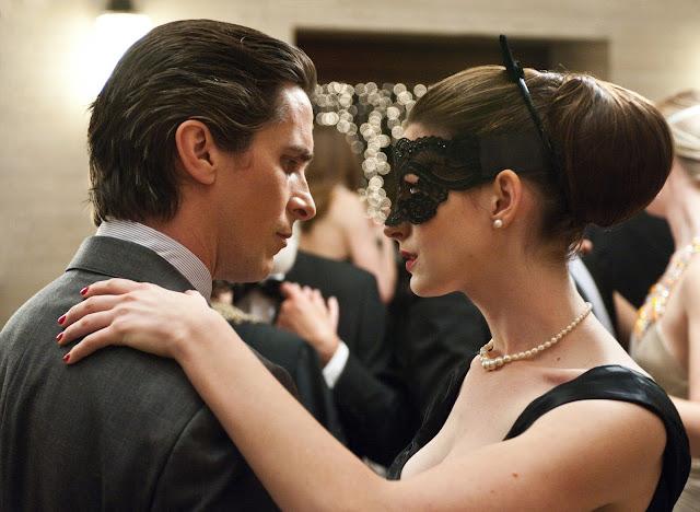 Selina Kyle, Bruce Wayne, The Dark Knight Rises