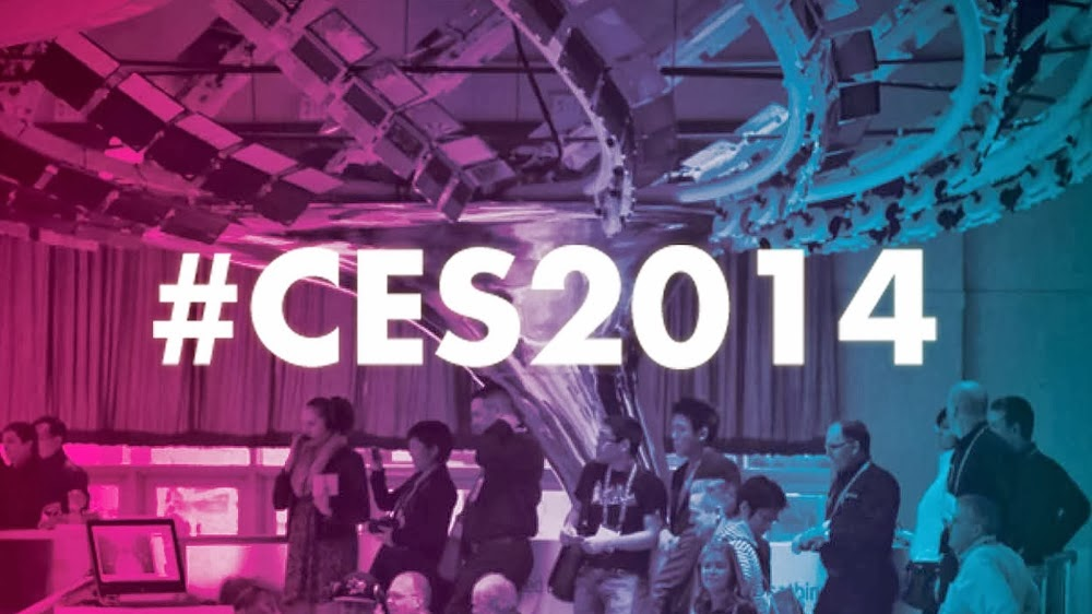 Consumer Electronics Show in Las Vegas CES