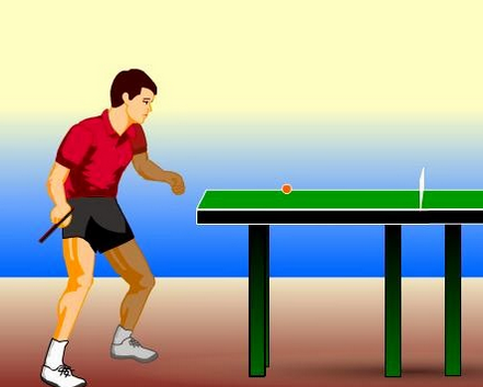 Teknik Dasar Tenis Meja