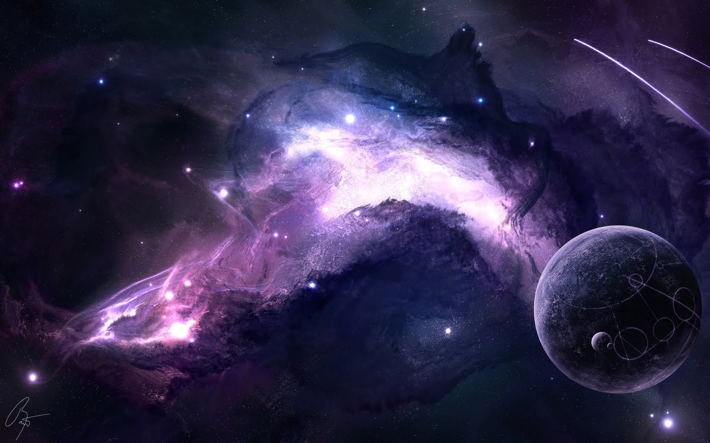 Hd Wallpaper Space