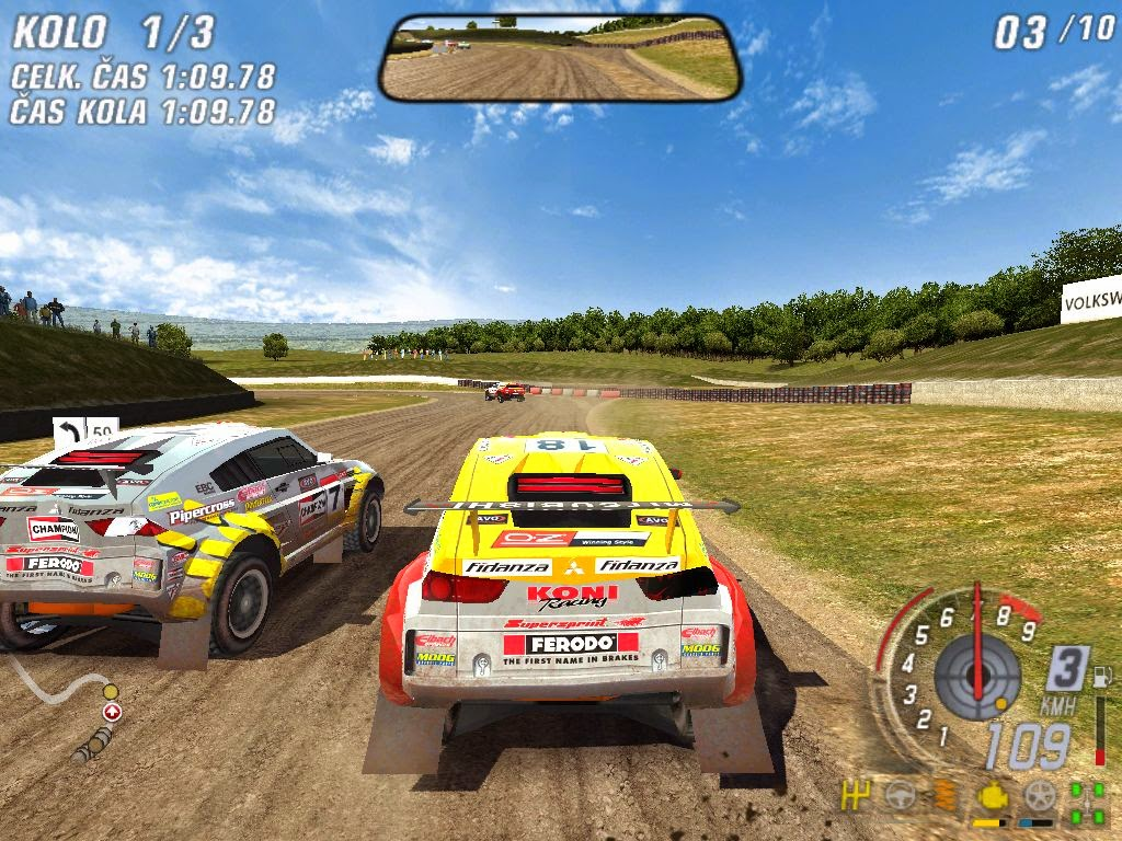 Toca Race Driver 1 Download Full Version