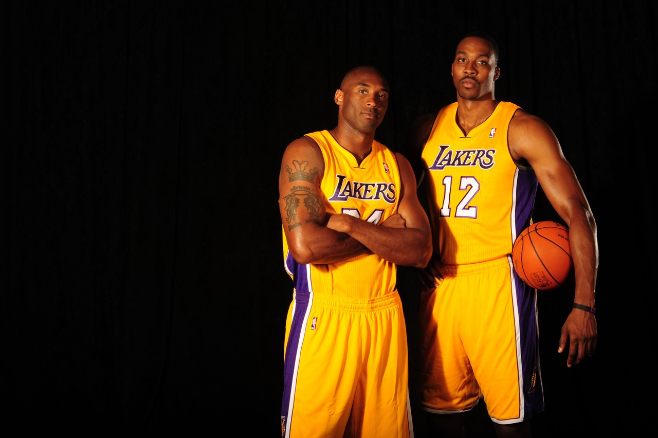 La Lakers Basketball Club Players