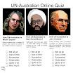 UN-Australian Online Quiz