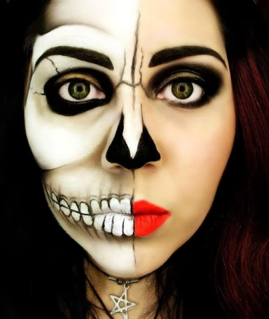 The Best of Halloween Costumes 2015: Awesome Halloween - Best Makeup Costumes