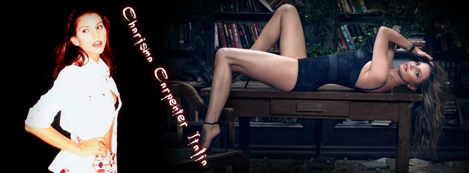 Charisma Carpenter Italia