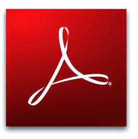 قارئ ملفات الPDF الشهير AdobeReader بسنخته الاخيرة