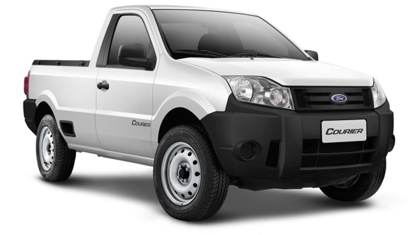 Ford Courier 2012 Price Images And Technical Data