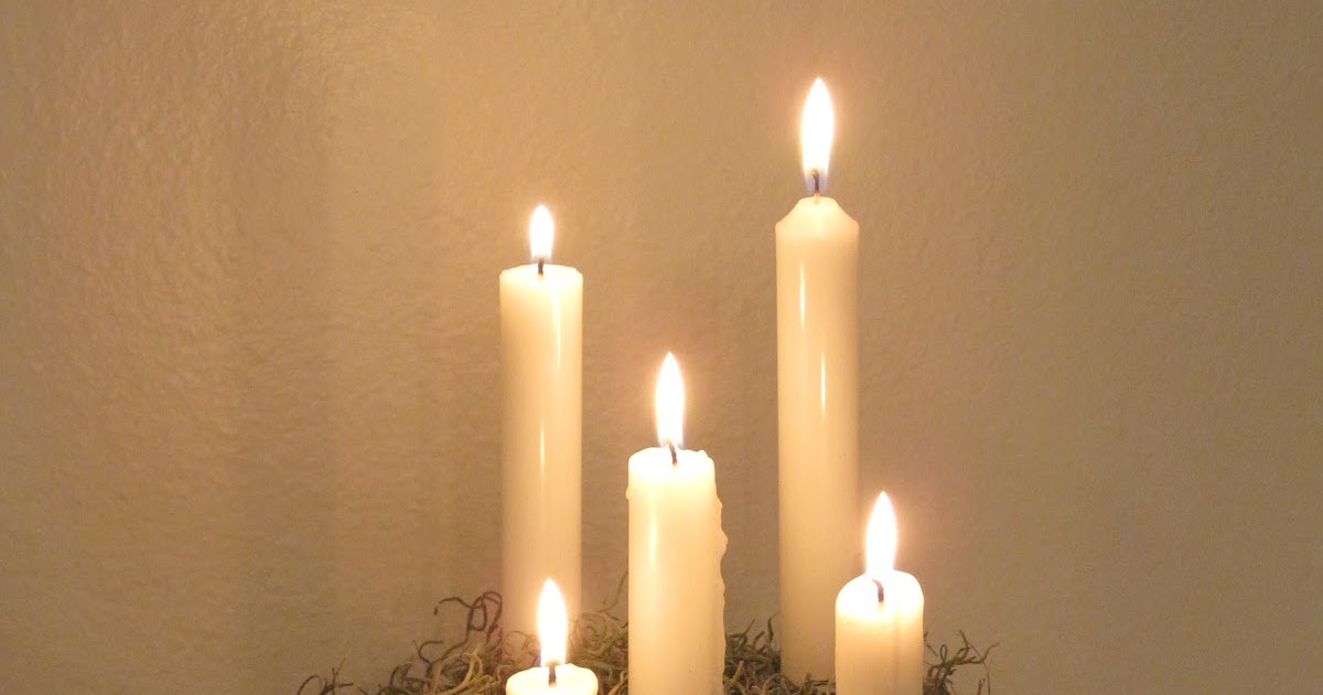 advent candles beautiful worship - photo #36