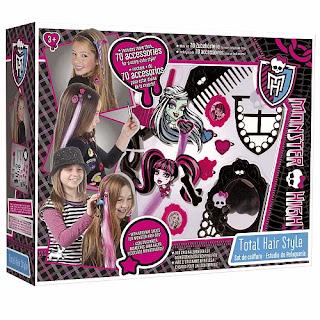 Accesorios  Monster High, Regalos de Navidad