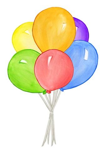 Kebanyakan anak kecil sangat menyukai balon, dengan warnanya yang ...