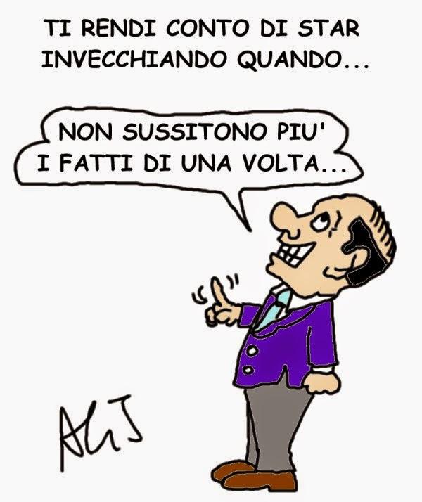 vignetta Berlusconi, Ruby