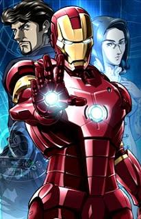 Người Sắt Anime - Iron Man