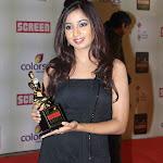 Shreya ghoshal at 18th Annual Colors Screen Awards