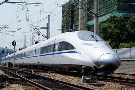 fastest train, beijing-shanghai high speed rail