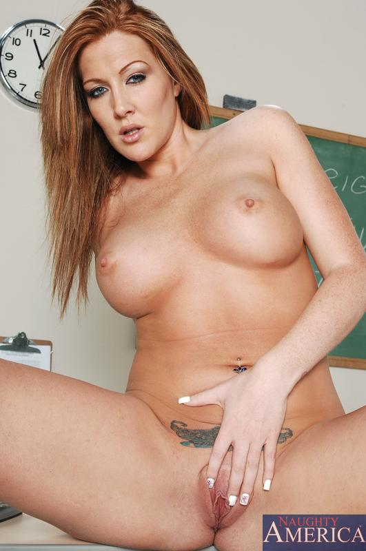 image Redhaired milf gets her juicy box licked by black stud